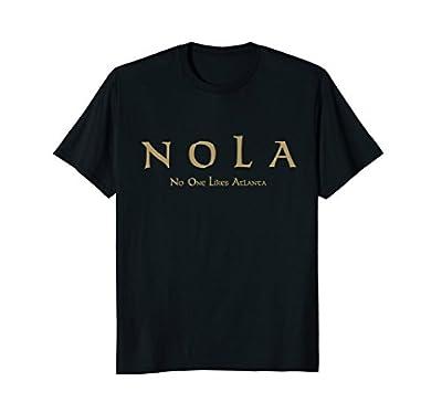 No One Likes Atlanta New Orleans Football Shirt