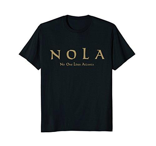 No One Likes Atlanta New Orleans Football (New Football Shirts)