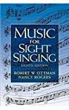 img - for Music for Sight Singing book / textbook / text book
