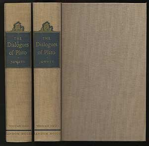 The Dialogues of Plato (2 Volumes)