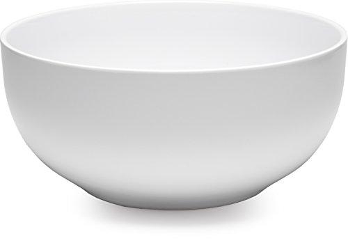 Q Squared Diamond, Round Serving Bowl, 10-inches, White (Fiesta Ware Small Platter compare prices)