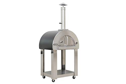 NXR  Wood Fired Oven and Cart - Wood Oven Small