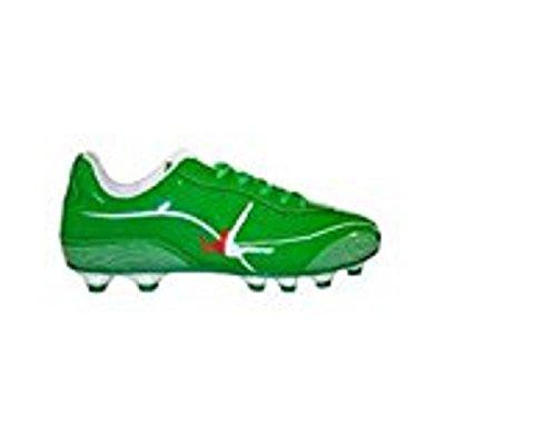 LEGEA , Jungen Fußballschuhe grün grün