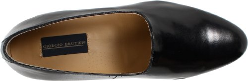 Giorgio Brutini Heren Crawley Slip-on Loafer Zwart