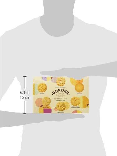 Border Biscuits, Surtido de Galletas Classic Recipe Selection - 300 gr.: Amazon.es: Alimentación y bebidas