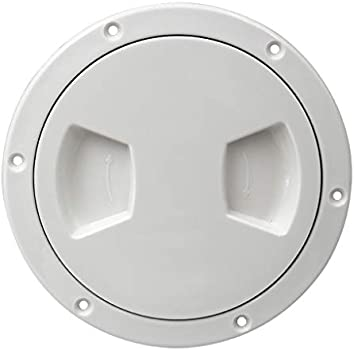 """4/"""" 6/"""" 8/"""" Hatch Cover Deck Plate Non Slip Inspection for Marine Boat Kayak ZY"""