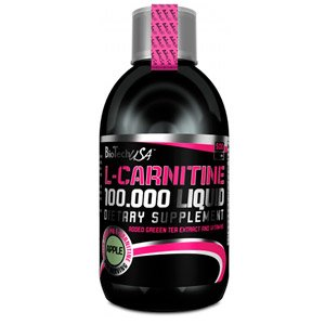 BiotestUSA L-Carnitine 100.000 Liquid 500 ml L-Carnitine - Cherry