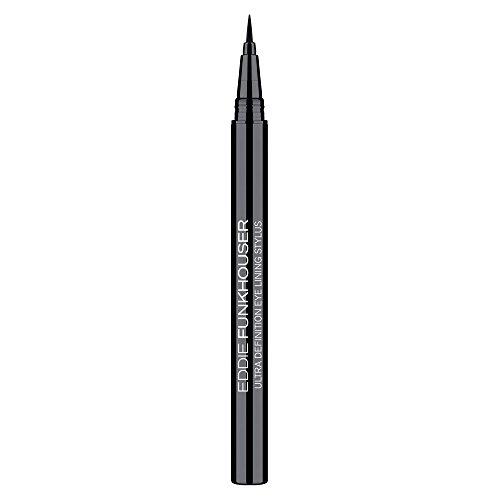 EDDIE FUNKHOUSER Ultra Definition Eye Lining Stylus, Eye Liner, Absolute Black, 0.8 ml / 0.02 fl. oz.