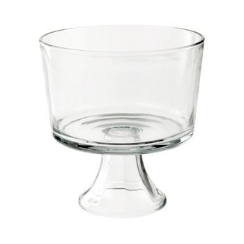 Anchor Hocking 77898 Large Trifle/Fruit Bowl, Glass for $<!--$17.99-->