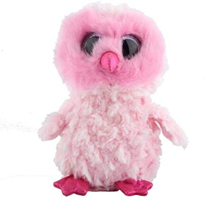 JEWH Ty Beanie Boos Cute Owl Monkey Unicorn Plush Toy Doll Stuffed & Plush Animals (
