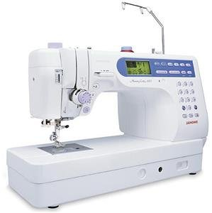 Janome Memory Craft 6500P Computerized Sewing Machine With Free Bonus by Janome