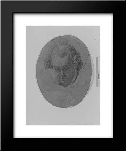 Francesco Bartolozzi - John Singleton Copley - William Cavendish-Bentinck, 3rd Duke of Portland - 20x24 Framed Museum Art Print- Wiliam Henry Cavendish Bentinck, 3rd Duke of Portland