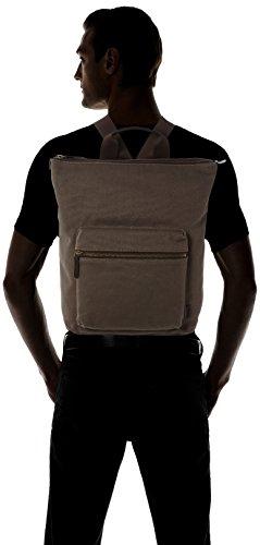 Ecco Ecco Eday 3.0 Easypack, Sacs à dos homme, Grün (Tarmac), 13x42x43 cm (L x H P)