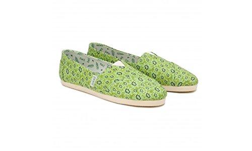 Paez - Alpargatas de Lona para hombre, color Verde, talla 38: Amazon.es: Zapatos y complementos