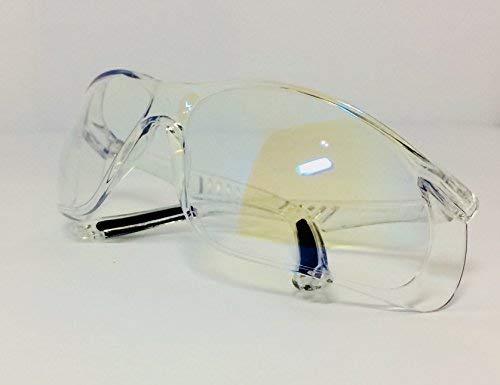 Oculos Blue Control Com Lentes Que Bloqueia Luz Azul (INCOLOR)   Amazon.com.br  Ferramentas e Construção ddca3b052f