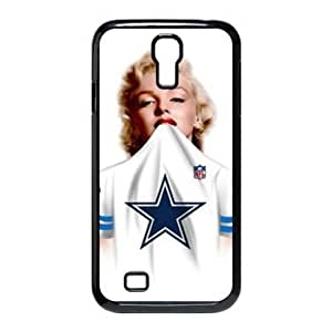Marilyn Monroe in NFL Dallas Cowboys white Jersey Samsung Galaxy S4 I9500 Waterproof Designer Hard Case Cover Protector