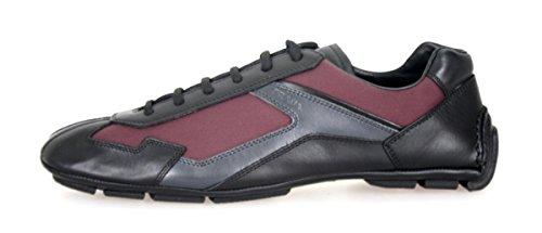 Sneaker In Pelle Prada Mens 4e2791 Lti F0i21
