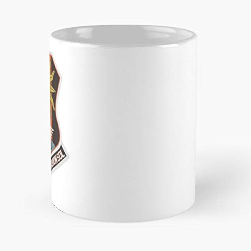 Ace Combat Video Game Sol Squadron 68th Experimental - Best Gift Coffee Mugs 11 Oz Father Day ()