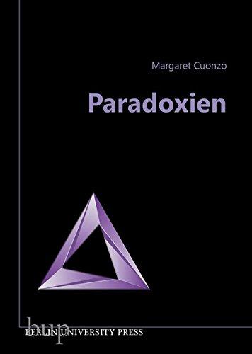 Paradoxien: Übersetzt von Andreas Simon dos Santos