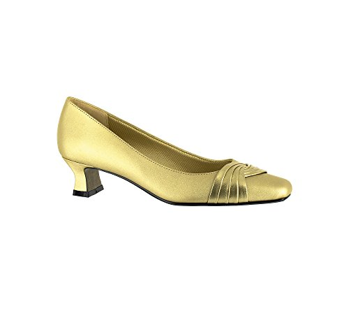 Easy Street Mujeres Tidal Pump Gold