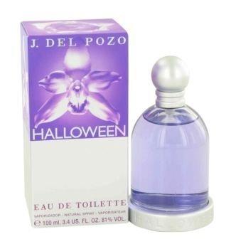 Halloween Perfume by Jesus Del Pozo, 3.4 oz Eau De Toilette Spray for (Halloween Parfum)