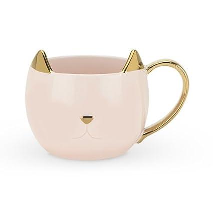 Cat Pinky Up Chloe CupsPink 5384 Mug XwPTOkZiu
