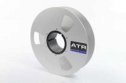 ATR Magnetics 2'' Master Tape | 10.5'' Reel | Empty by ATR Magnetics