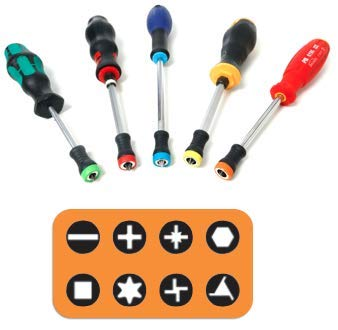 Adaptadores magnetico