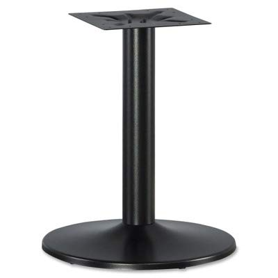 Lorell Steel Base for 42-Inch/48-Inch Tops, 24 by 24 by 29-Inch, ()