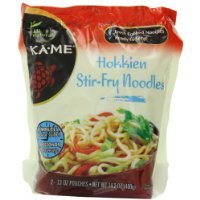 Ka-Me Stir Fry Noodles, Hokkien, 14.2 Ounce Packages (Pack of 6) Thank you for using our service