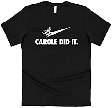 Sanfran Clothing Carole Baskin Did It Funny Joe Exotic The Tiger
