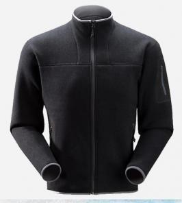Arc'teryx Covert Cardigan - Men's Black Small - Arcteryx Covert Polartec Cardigan