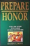 img - for Prepare With Honor: A Guide for Future Missionaries book / textbook / text book