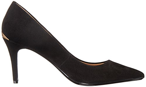 Gayle Suede Black Pump Women's Klein Calvin ZqwEOnS11