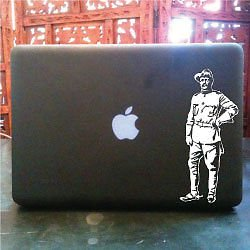 - Theodore Teddy Roosevelt Decal Small