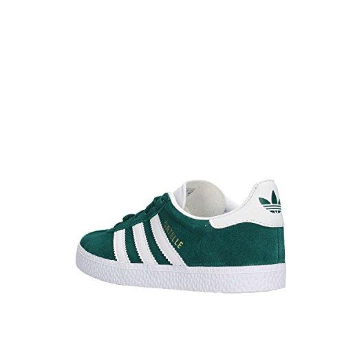Adidas Fitness Unisex Da Gazelle C Verde 000 Bambini – Scarpe verde gBqIwgxrX
