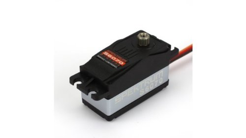 Digital Servo Surface (S6070 Digital Surface Servo - Low-Profile)
