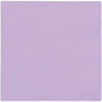 Lilac Bloom Luncheon Napkin 50 Count
