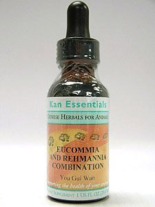 Kan Herbs - Eucommia and Rehmannia Combination 1 oz by Kan Herbs - - Combination Eucommia