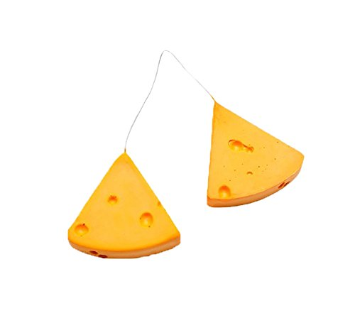 Cheesehead Hanging Cheese ()