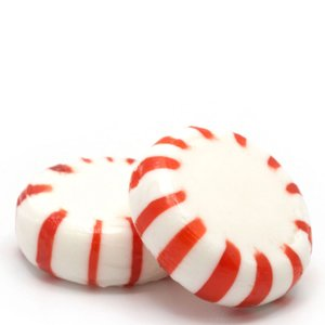 Peppermint Starlight Mints: 5 LBS