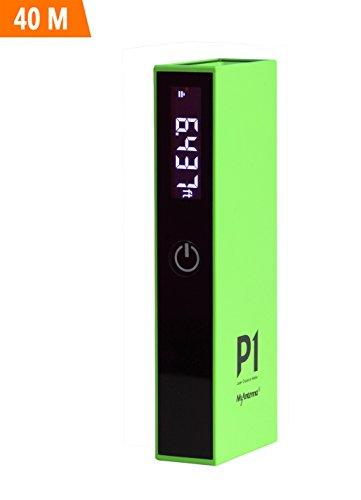 Laser Distance Measure, Bestga 131ft 40M Portable Mini Laser Distance Meter Measuring Device by Bestga