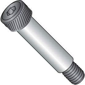 Socket Shoulder Screw-1//2-3//8-16x1//2-UNC-Steel Alloy-Thermal Black Oxide-25 Pk