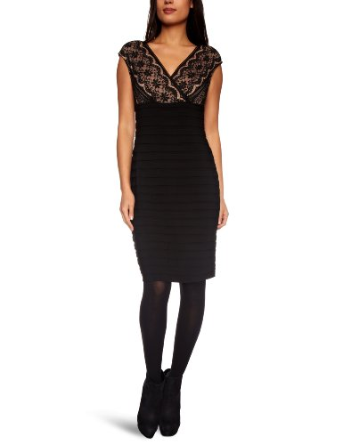 Adrianna Papell Womens Banded Dress