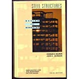 Steel Structures, Salmon, Charles G. and Johnson, John E., 0060457031