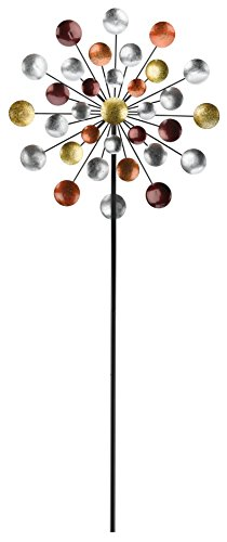 Regal Art & Gift Kinetic Stake, Galaxy, 32-Inch by Regal Art & Gift