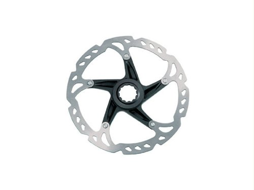 Shimano Disc Rotor Center Lock (Silver, 160mm)