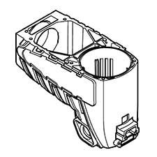 Hitachi 323721 Housing Assembly H65SD2 Replacement Part