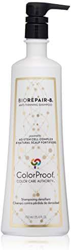 Colorproof Biorepair-8 Anti-thinning Shampoo By for Unisex - 25.4 Oz Shampoo, 25.4 Oz
