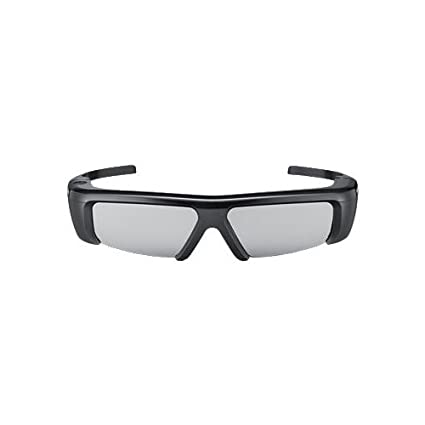 5dd0b3266cfb Amazon.com: Samsung SSG-3100GB 3D Active Glasses - Black (Only Compatible with  2011 3D TVs): Electronics